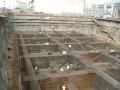 钢结构基础实施工全过程 (108播放)